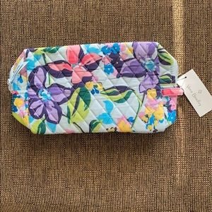 NEW Vera Bradley Large Cosmetic Case